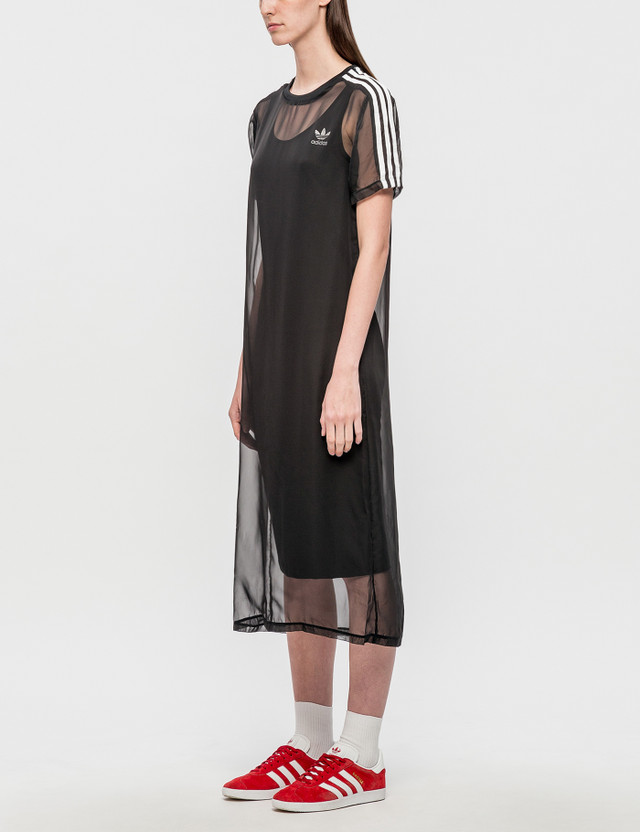 Adidas Originals 3 Stripes Layer Dress