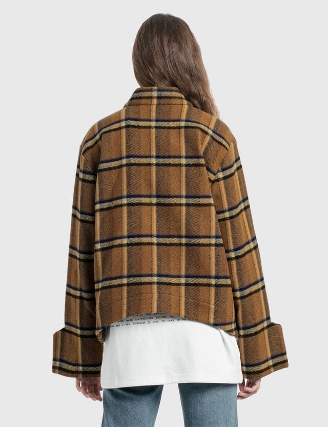 Ader Error Menard Pea Coat