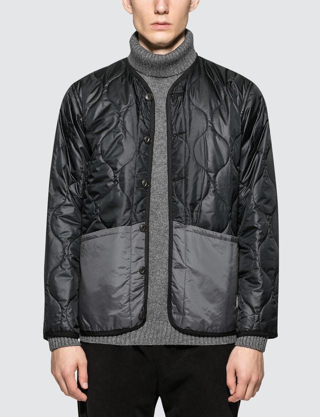 Denim By Vanquish & Fragment Liner Down Jacket