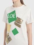 Loewe Squares Print T-Shirt