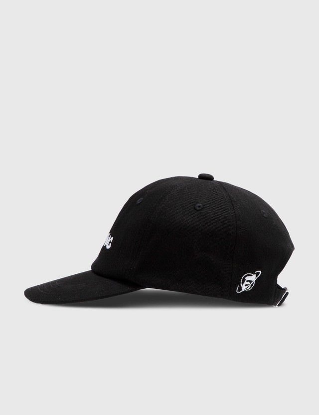 Earthling Collective Logo Washed Cap Black Men