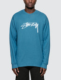 Stussy Smooth Stock L/S T-Shirt Picutre
