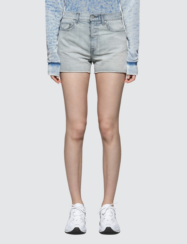 John Elliott Brady Denim Shorts