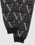 Undercover Valentino x Undercover Allover V Face Pants Black Base Men
