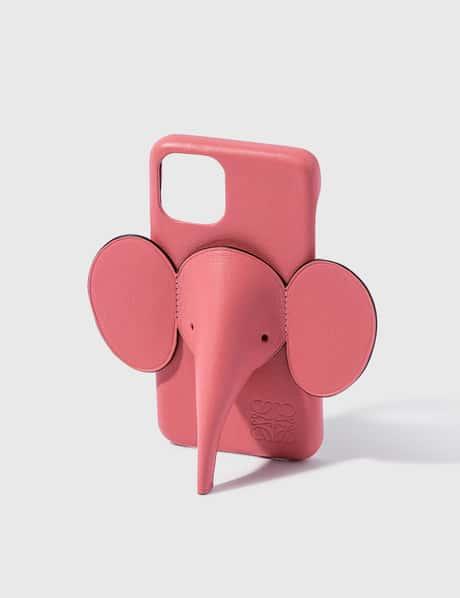 로에베 LOEWE iPhone 11 Pro Elephant Cover