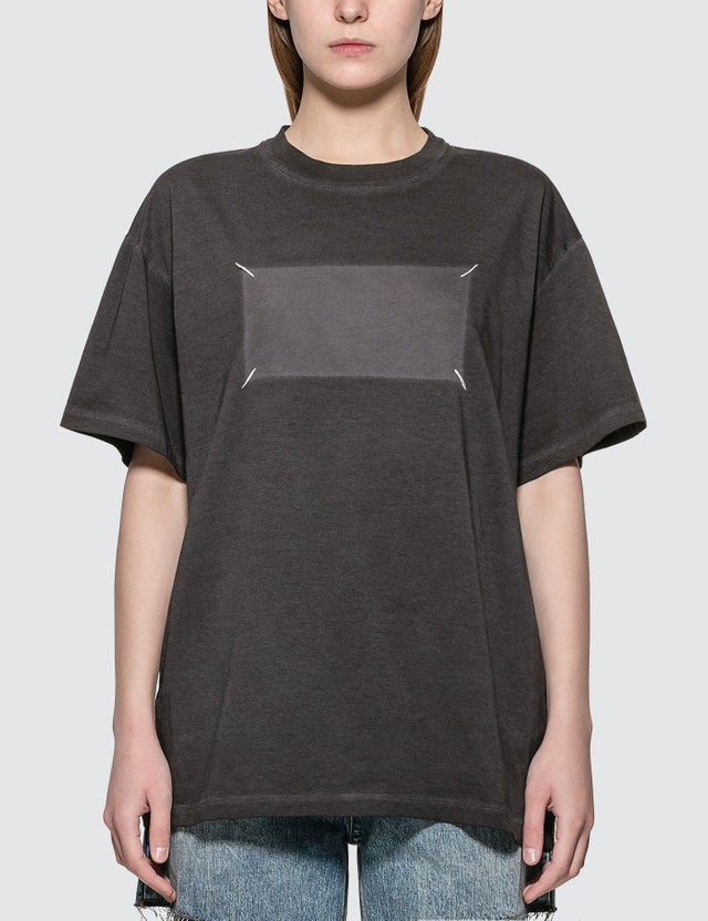 Maison Margiela Overdye Margiela Label T-shirt