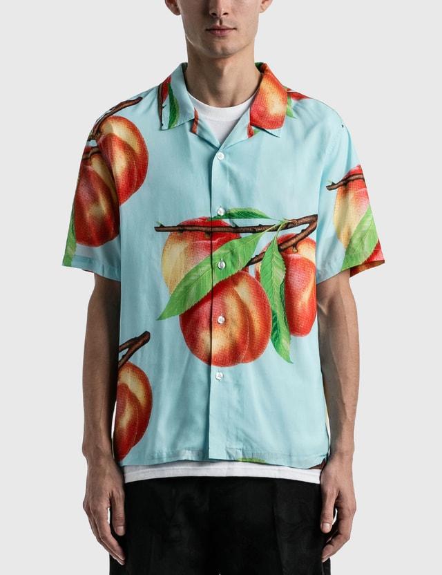 Stussy Peach Pattern Shirt