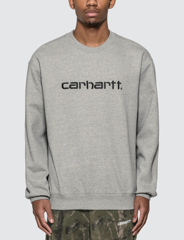 Carhartt Work In Progress Carhartt Sweatshirt
