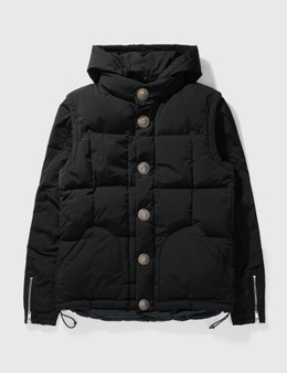 Mastermind Japan Mastermind Japan X Mountain Research 036 2 Ways Jacket