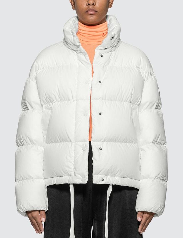 Moncler Detachable Hooded Puffer Jacket