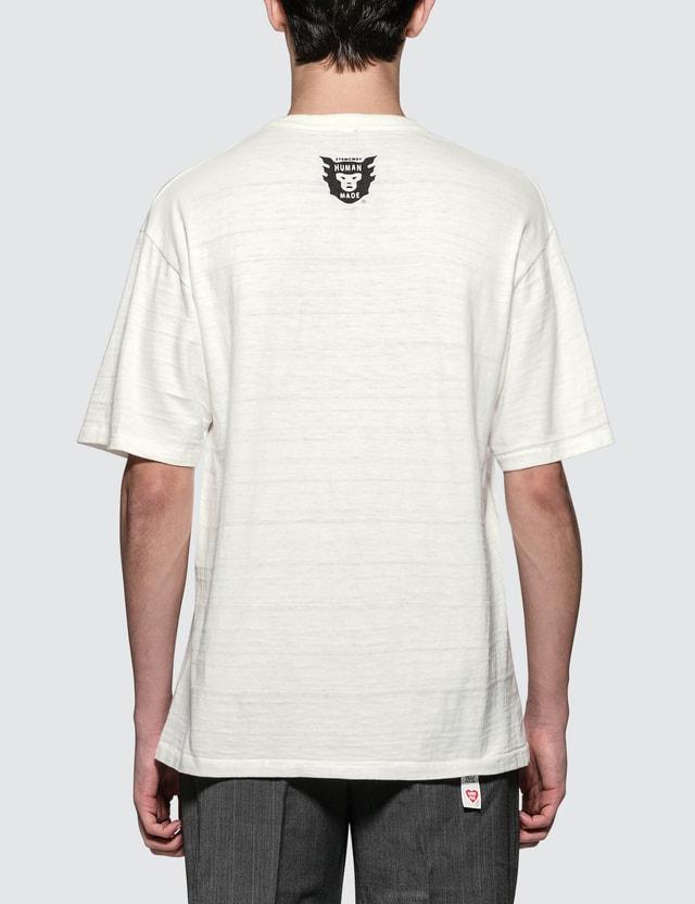 Human Made Panda Graphic Print S/S T-Shirt