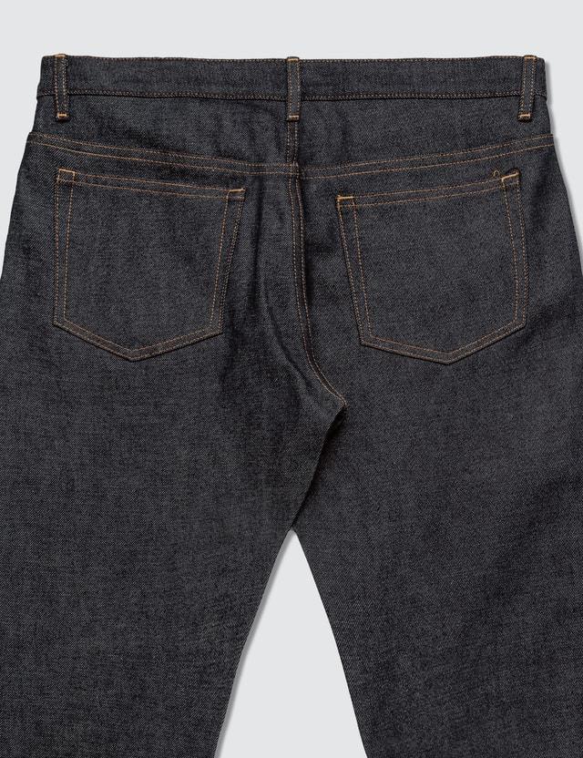 A.P.C. Petit New Standard Jeans Blue Men