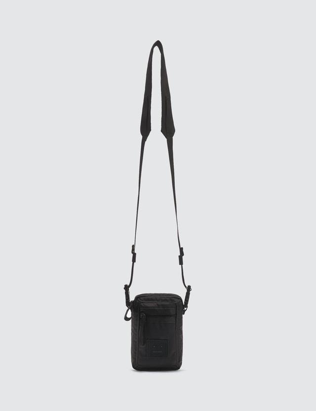 Acne Studios Face Patch Crossbody Bag