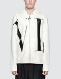 Valentino Large VLTN Zip Hoodie Picture