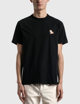 Maison Kitsune Chillax Fox Patch Classic T-shirt