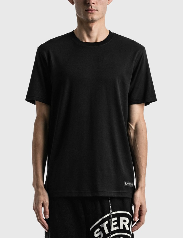 Mastermind Japan Circle Logo T-shirt Black Men