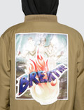 Perks and Mini Exhale Ma-1 Bomber Jacket