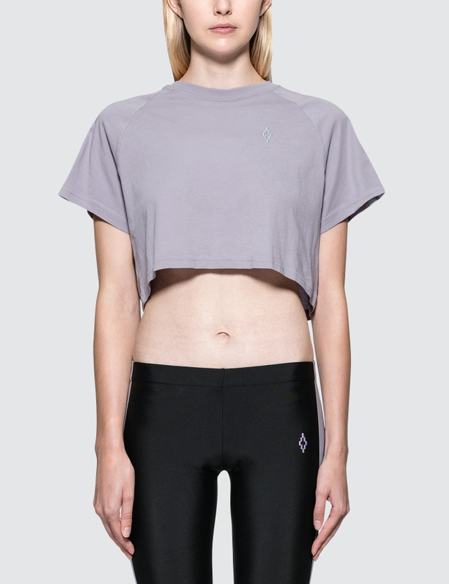 Marcelo Burlon Cross Tape S/S T-Shirt