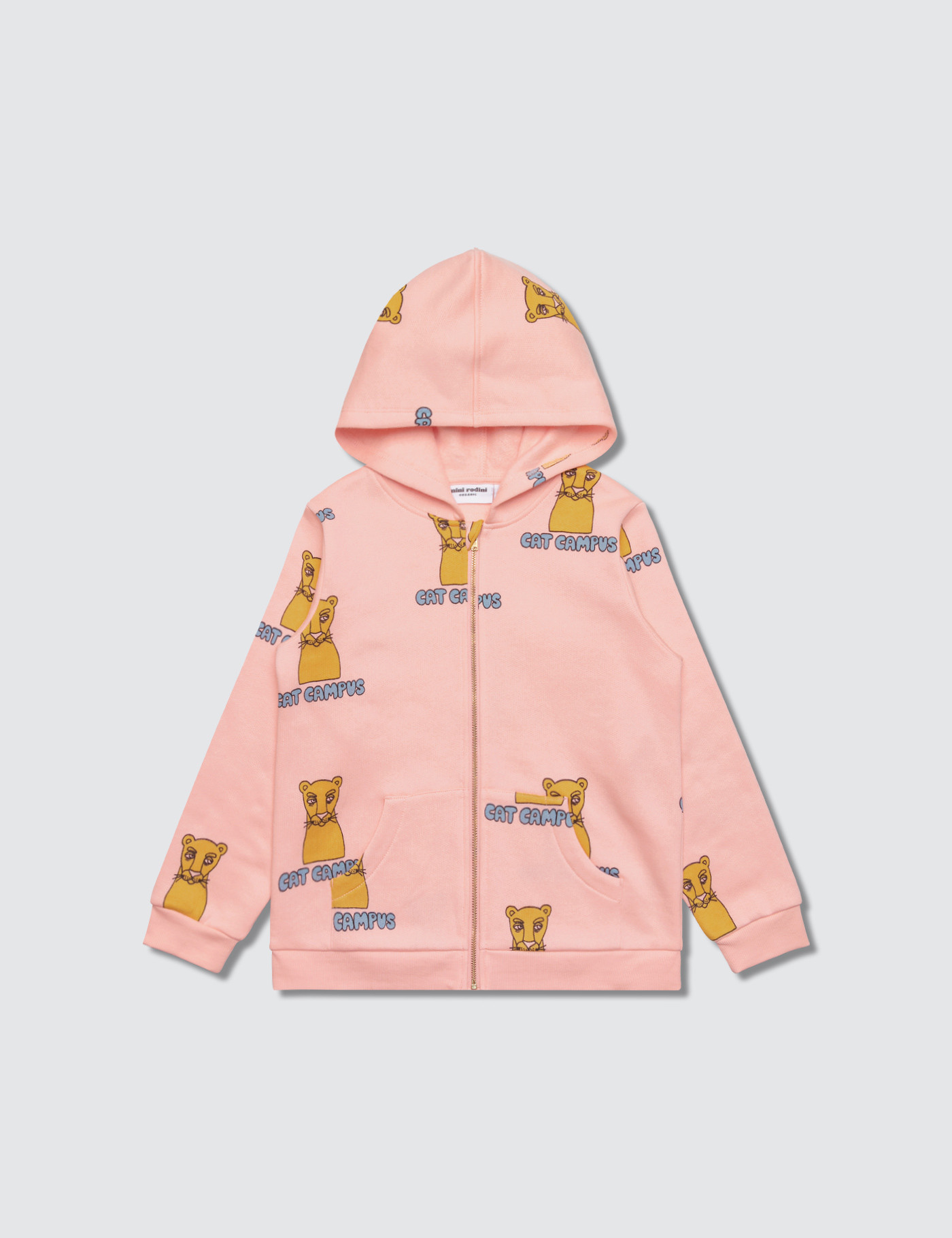 Cat Campus Zip Hood