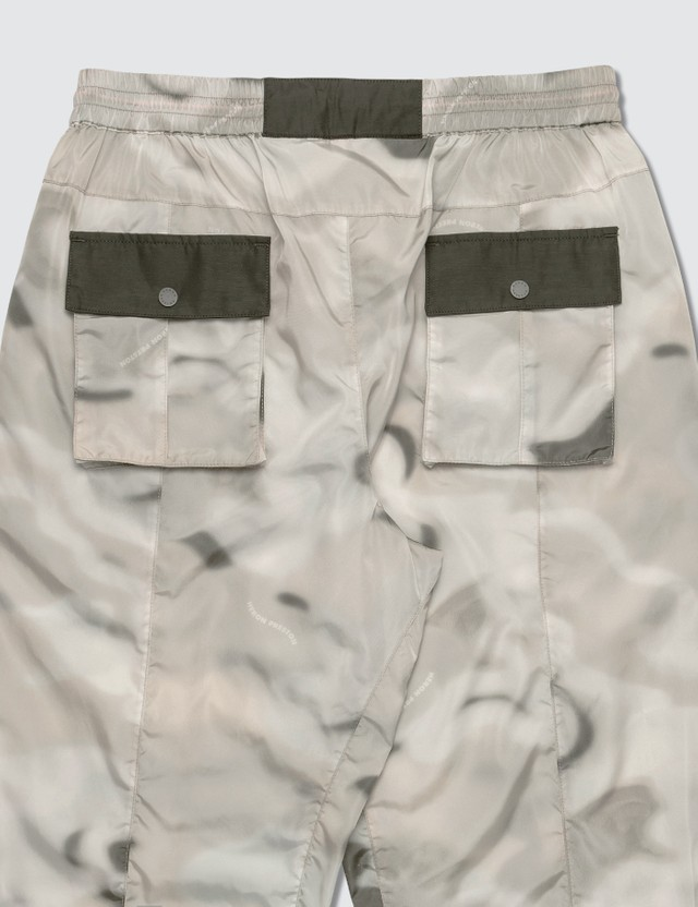 Heron Preston Nylon Cargo Lounge Pants