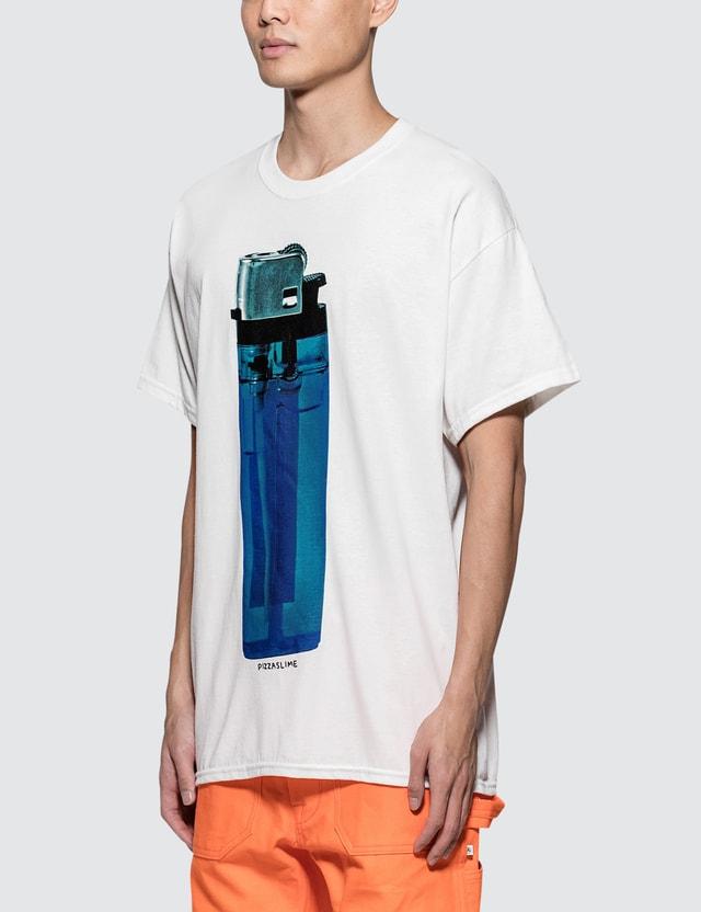 Pizzaslime Big Ass Lighter T-Shirt