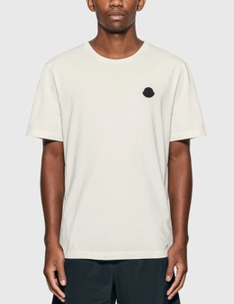 Moncler Back Graphic Print T-Shirt