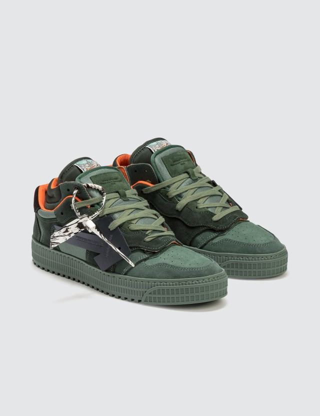 Off-White Off Court Low Sneakers