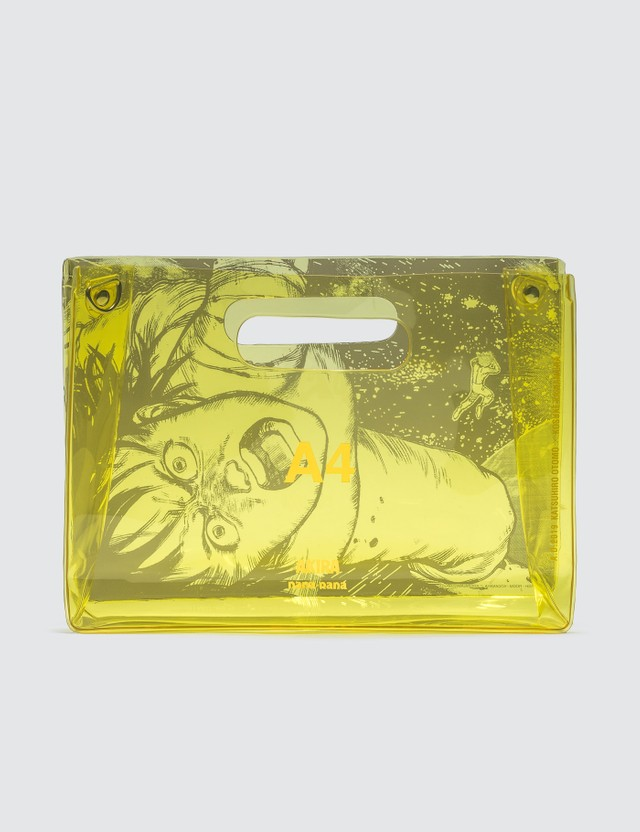 Nana-nana AKIRA ART OF WALL x nana-nana A4