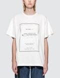 MM6 Maison Margiela Under Construction Short Sleeve T-Shirt Picture