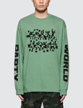 Carhartt Work In Progress World Party L/S T-Shirt Picture
