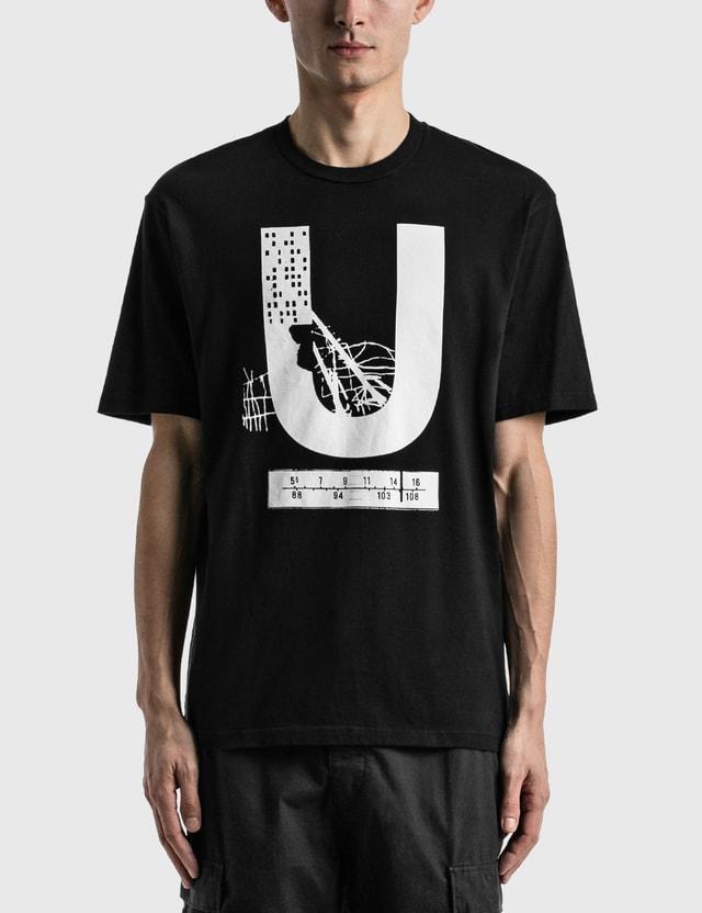 Undercover U Logo T-shirt Black Men