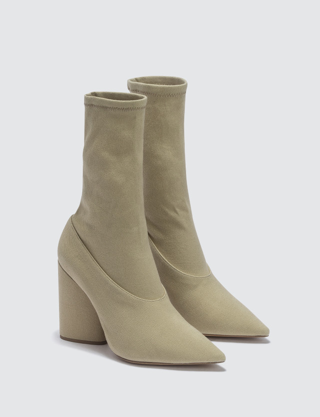 Yeezy Stretch Ankle Boots100mm