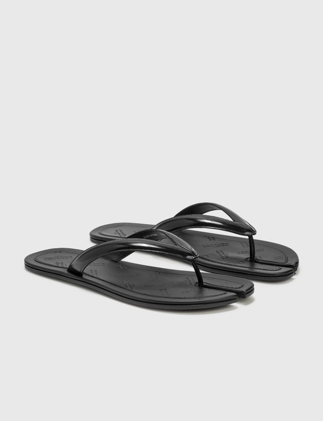 Maison Margiela Filp Flop Black Men