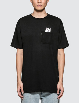 RIPNDIP Lord Nermal Pocket S/S T-Shirt