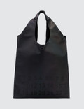 Maison Margiela Reflective Logo Tote Bag Picture