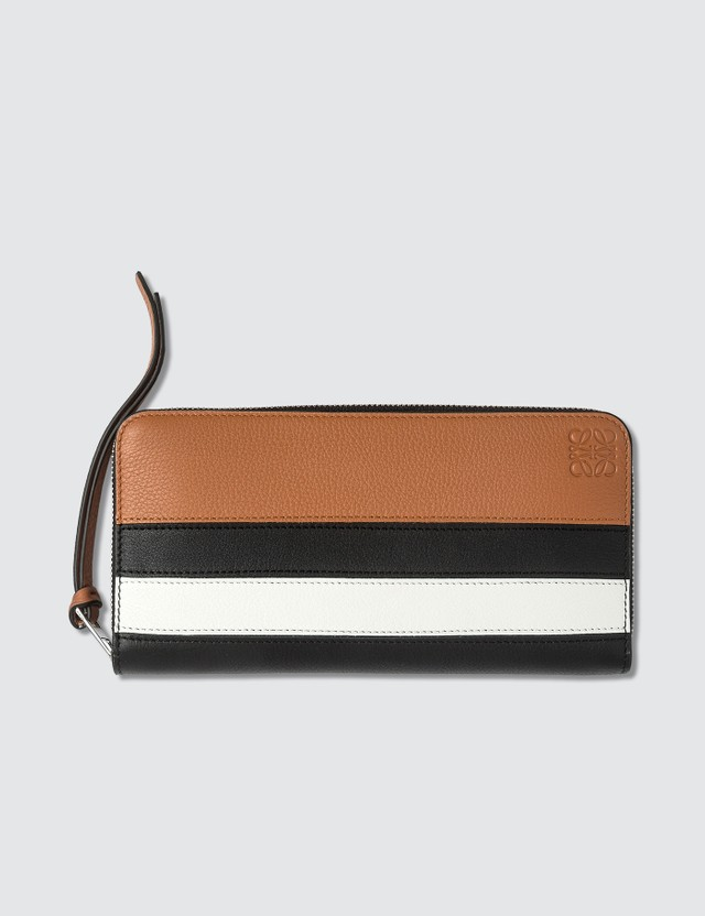 Loewe Zip Around Wallet Marine