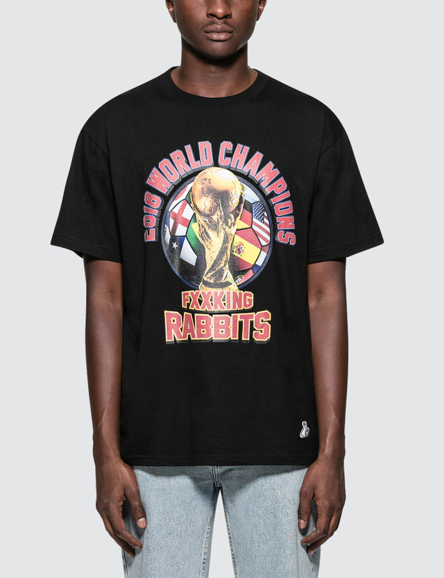 #FR2 2018 World Champions S/S T-Shirt