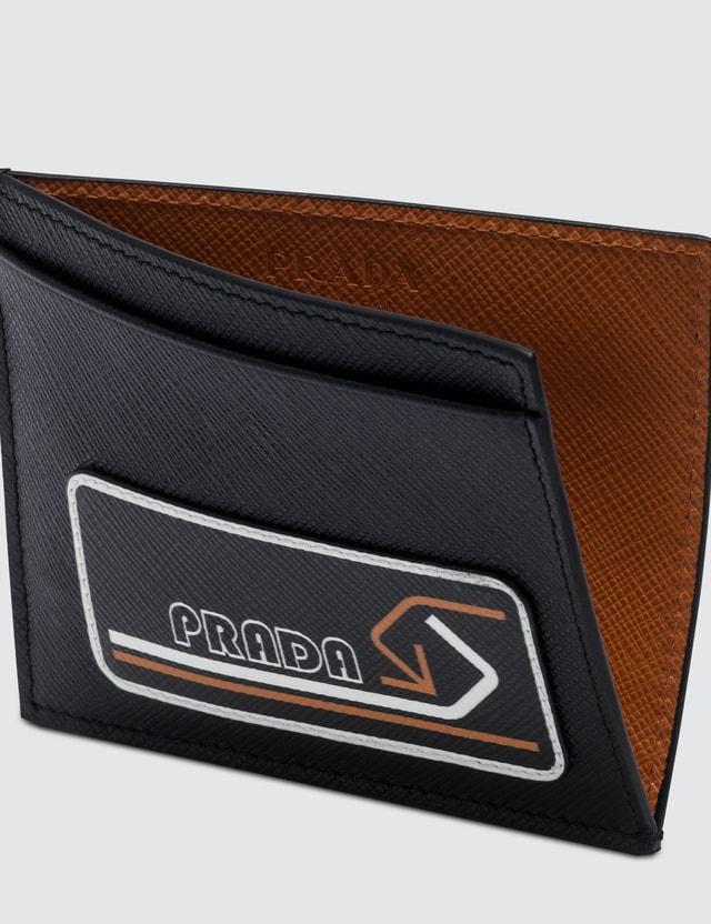 Prada Patch Card Holder