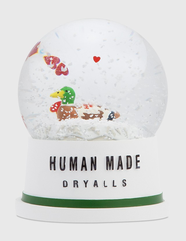 Human Made Duck Snow Dome White Unisex