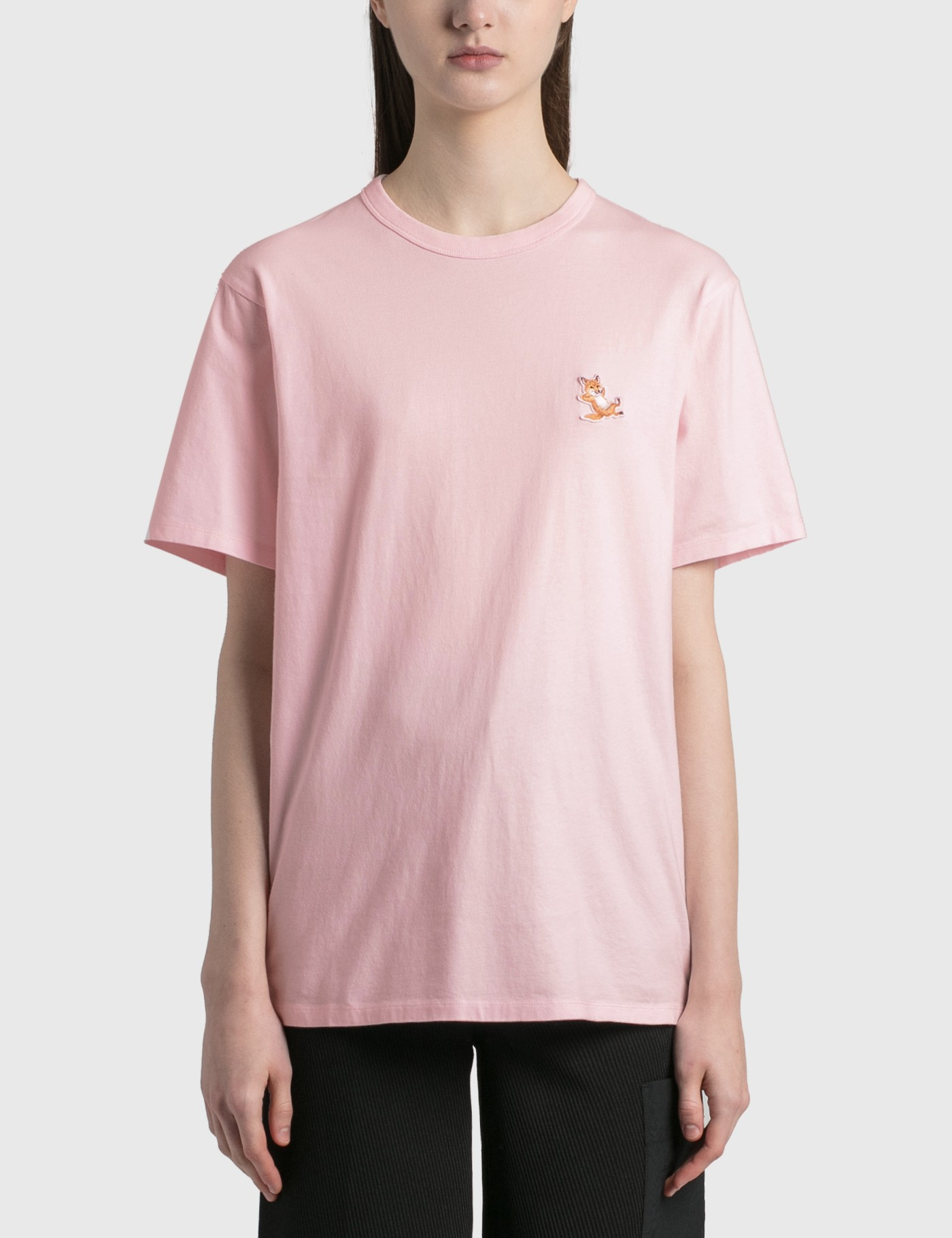 Maison Kitsuné CHILLAX FOX PATCH CLASSIC T-SHIRT