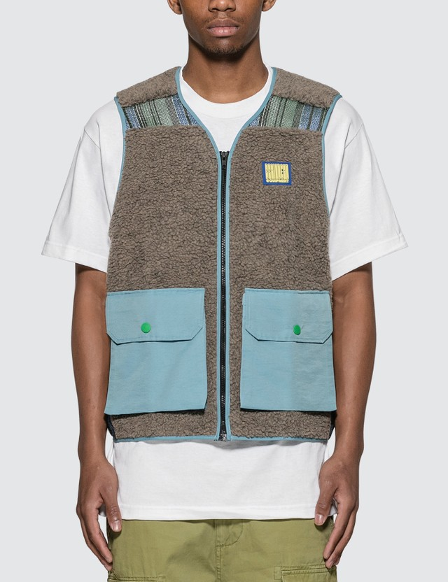 Brain Dead Sherpa Tactical Vest =e26 Men