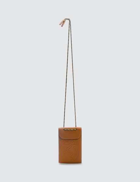 로에베 ELN 넥 포켓 폰백 LOEWE ELN Neck Pocket Bag