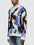 Napapijri x Martine Rose Abstract Jacquard Knitwear