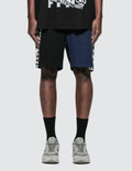 Facetasm Goalkeeper Sweat Shorts Picture