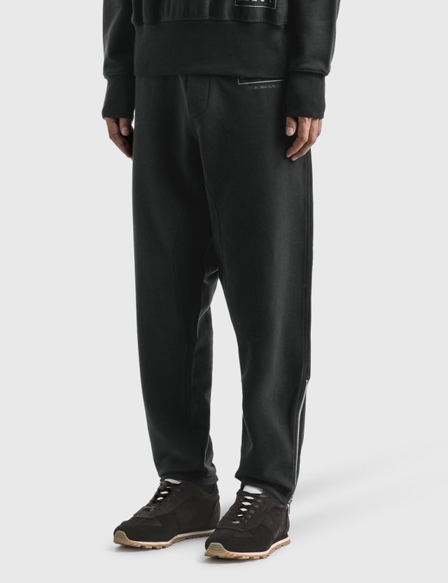 Maison Margiela Care Label Sweatpants Anthracite Men