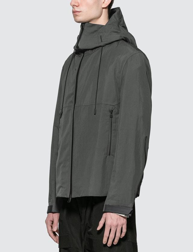 Bottega Veneta Nylon Jacket Graphite Men