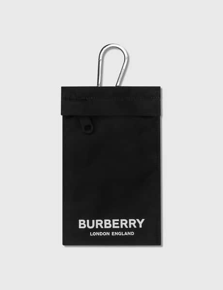 버버리 Burberry Nylon Logo Pouch