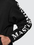 Mastermind World Sleeve Logo Print Hoodie