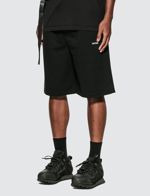 Team Wang Pleated Basketball Shorts =e28 Men