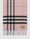 Burberry Classic Cashmere Check Scarf